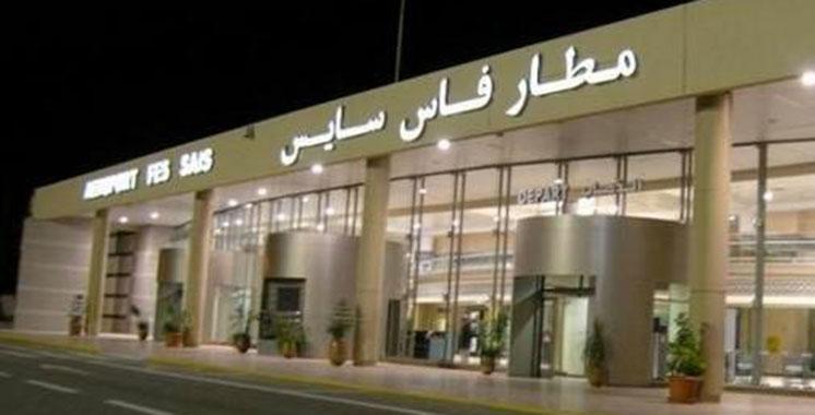 Missions de renouvellement de certificat de sécurité de l'aéroport de Fés Sais