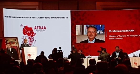 50ème Assemblée Générale de l'Association des Compagnies Aériennes Africaines