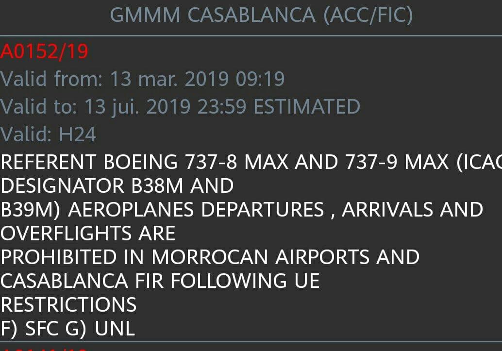 GMMM CASABLANCA (ACC/FIC)
