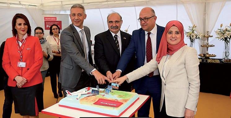 Air Arabia Maroc relie Casablanca à Prague