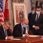 الرباط .. المملكة المغربية ودولة إسرائيل توقعان أربع اتفاقيات